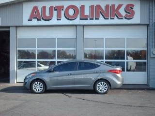 Used 2012 Hyundai Elantra GL for sale in St Catharines, ON
