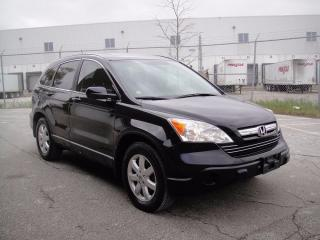 Used 2007 Honda CR-V EX-L MODEL-LOADED!! ONE OWNER,ZERO ACCIDENT,LOWKM for sale in North York, ON