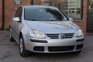 Used 2007 Volkswagen Rabbit 2.5 *CERTIFIED, WARRANTY, MINT* for sale in Scarborough, ON