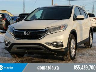 Used 2016 Honda CR-V EX AWD SUNROOF BACK UP CAMERA REMOTE STARTER ACCIDENT FREE ONE OWNER LOCAL for sale in Edmonton, AB