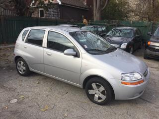 Used 2007 Chevrolet Aveo LS for sale in Toronto, ON