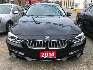 Used 2014 BMW 3 Series 328i xDrive NO ACCIDENTS/LEATHER/SUNROOF for sale in Brampton, ON