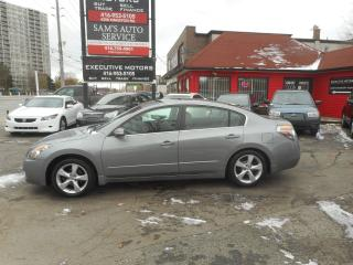 Used 2007 Nissan Altima 3.5SE for sale in Scarborough, ON