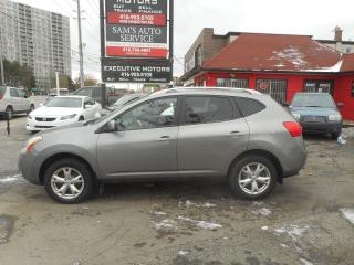 Used 2008 Nissan Rogue SL AWD for sale in Scarborough, ON