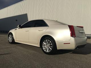 Used 2011 Cadillac CTS 4- Luxury AWD for sale in Mississauga, ON