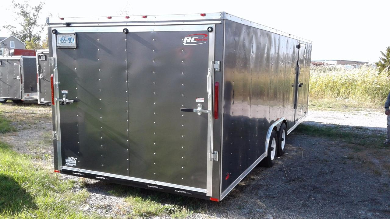 2017 RC Trailers 8.5x27combi