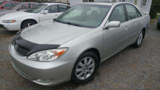 Used 2002 Toyota Camry XLE for sale in Kars, ON