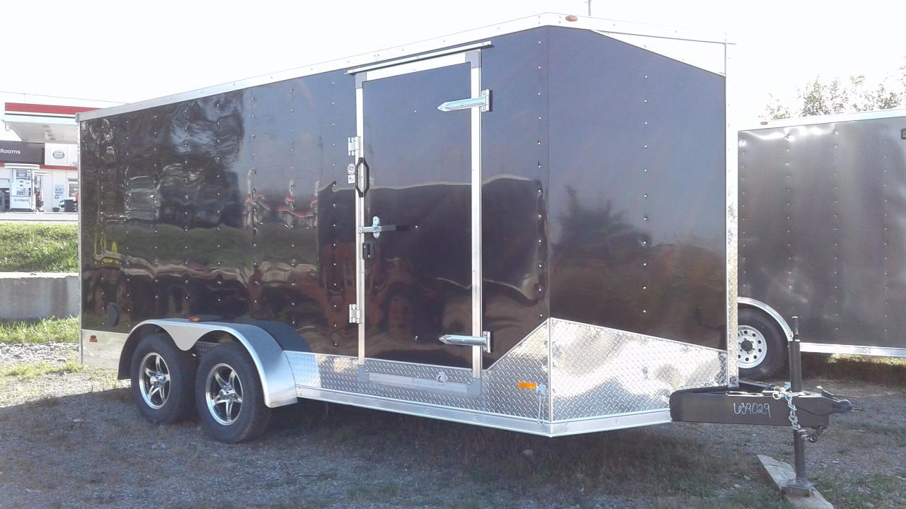 2018 RC Trailers 7x16