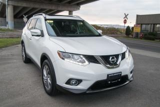 Used 2014 Nissan Rogue SL Only 33000 KM, Power Lift Gate, All Wheel Drive for sale in Langley, BC