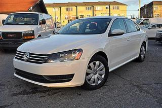Used 2012 Volkswagen Passat Trendline+,No Accidents,Auto for sale in Aurora, ON
