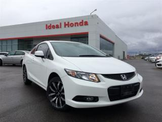 Used 2013 Honda Civic COUPE EX-L for sale in Mississauga, ON