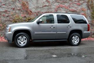 Used 2008 Chevrolet Tahoe LT 8 Passenger 4WD for sale in Vancouver, BC
