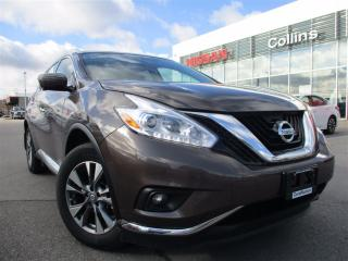 Used 2016 Nissan Murano SL | NAVI | LEATHER | ALLOYS | WARRANTY | for sale in St Catharines, ON