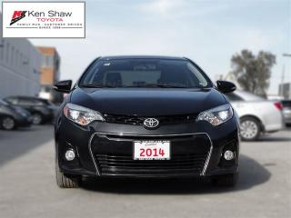 Used 2014 Toyota Corolla S for sale in Toronto, ON