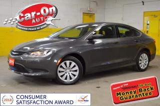 Used 2015 Chrysler 200 A/C CRUISE PWR GRP ONLY 15, 000 KM for sale in Ottawa, ON