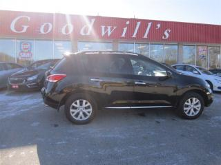 Used 2012 Nissan Murano S! for sale in Aylmer, ON