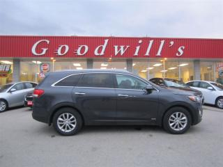 Used 2016 Kia Sorento TURBO! HEATED SEATS! for sale in Aylmer, ON