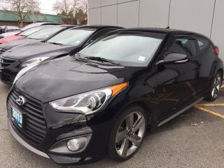 Used 2013 Hyundai Veloster Turbo for sale in Burnaby, BC