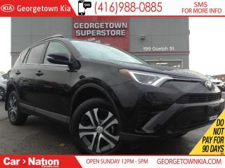 Used 2017 Toyota RAV4 LE | ONLY 257KMS | AWD | HEATED SEATS | for sale in Georgetown, ON