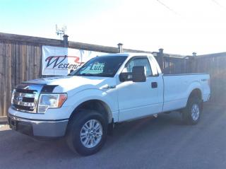 Used 2014 Ford F-150 XLT  4x4 for sale in Stittsville, ON