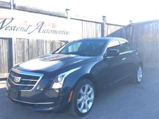 Used 2015 Cadillac ATS AWD for sale in Stittsville, ON