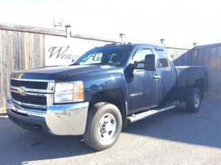 Used 2007 Chevrolet Silverado 2500HD WT for sale in Stittsville, ON