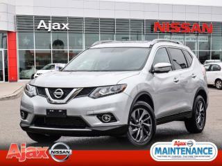 Used 2016 Nissan Rogue SL Premium*Navigation*Heated Seats*Back Up Camera for sale in Ajax, ON