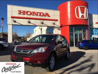 Used 2010 Honda CR-V LX, runs great, looks great for sale in Scarborough, ON