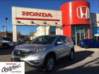 Used 2016 Honda CR-V EX, might as well be new for sale in Scarborough, ON