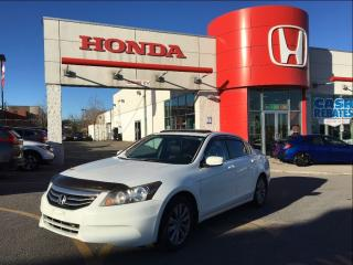 Used 2011 Honda Accord Sedan EX, power roof, runs great, excellent deal for sale in Scarborough, ON