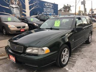 Used 1999 Volvo V70 Series Wagon for sale in Scarborough, ON