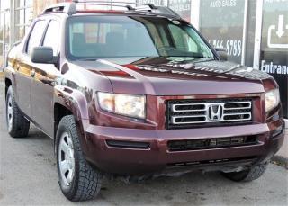Used 2008 Honda Ridgeline LX for sale in Etobicoke, ON