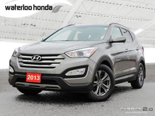 Used 2013 Hyundai Santa Fe Sport 2.4 Base Bluetooth, Automatic, A/C, Heated Seats and more! for sale in Waterloo, ON