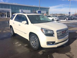 Used 2014 GMC Acadia Denali for sale in Calgary, AB