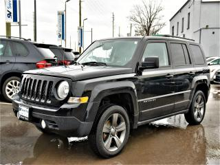Used 2015 Jeep Patriot ALTITUDE PACKAGE, LEATHER, SUNROOF !!! for sale in Concord, ON