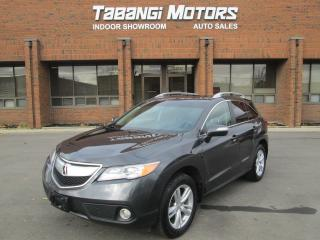 Used 2013 Acura RDX LEATHER SUNROOF REAR CAMERA for sale in Mississauga, ON