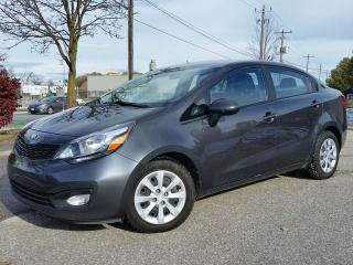 Used 2013 Kia Rio LX for sale in Cambridge, ON