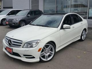 Used 2011 Mercedes-Benz C-Class C 350 for sale in Brampton, ON