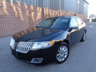 Used 2010 Lincoln MKZ AWD - NAVIGATION - CAMERA - 1 OWNER for sale in Etobicoke, ON