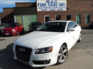 Used 2011 Audi A5 2.0L Premium - CERTIFIED for sale in North York, ON