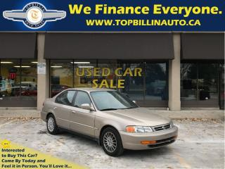 Used 1999 Acura EL 1.6 SE, EXTRA CLEAN for sale in Concord, ON