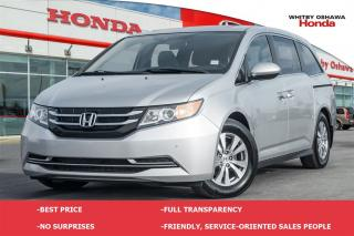Used 2014 Honda Odyssey EX-L RES | Automatic for sale in Whitby, ON