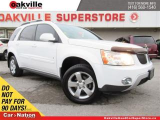 Used 2007 Pontiac Torrent SUNROOF | PIONEER SOUND | LOW KM | OPEN SUNDAYS | for sale in Oakville, ON