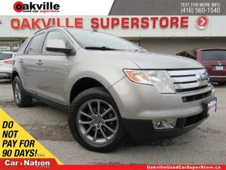 Used 2008 Ford Edge SEL | HEATED SEATS | HANDSFREE | OPEN SUNDAYS | for sale in Oakville, ON