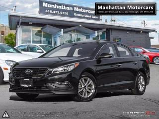 Used 2017 Hyundai Sonata GLS |ROOF|WARRANTY|CAMERA|PHONE|NO ACCIDENTS for sale in Scarborough, ON