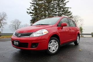 Used 2010 Nissan Versa 1.8 S for sale in Oshawa, ON