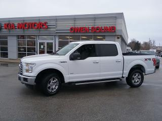 Used 2017 Ford F-150 XLT for sale in Owen Sound, ON