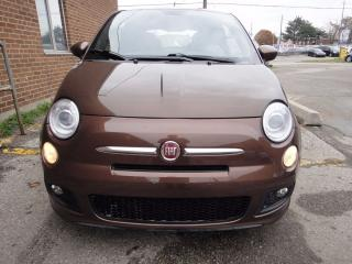 Used 2014 Fiat 500 Sport PACK,MINT CONDITION for sale in North York, ON