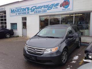 Used 2011 Honda Odyssey EX for sale in St Jacobs, ON