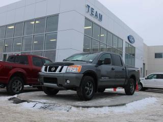 Used 2013 Nissan Titan Pro-4X for sale in Edmonton, AB